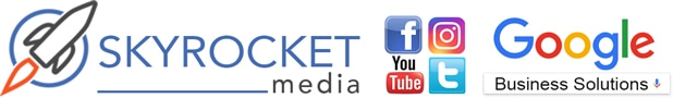 SkyRocket Media Logo